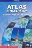 Atlas geograficzny Polska Kontynenty Świat Gimnazjum