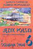 Chwastek Danuta, Nowosielska Elżbieta - Oglądam świat 6 Język polski Podręcznik do kształcenia językowego. Szkoła podstawowa