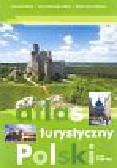 Praca zbiorowa - Atlas turystyczny Polski 1:400 000