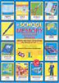 Jackowska-Zarańska Joanna - At School Memory angielskie słówka. edukacyjna gra obrazkowa dla dzieci od lat 7