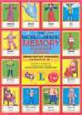 Zarańska-Jackowska Joanna - The world of magic Memory angielskie słówka edukacyjna gra obrazkowa dla dzieci od lat 7