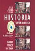 Serwa Zofia i Edward - Historia klasa 1 karty pracy ucznia Średniowiecze