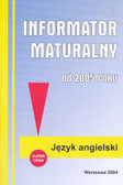Informator maturalny angielski 2005 /mały/