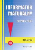 Informator maturalny chemia 2005 /mały/