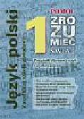 Nowosielska Elżbieta (praca zbiorowa) - Język polski 1 Pomóc zrozumieć świat. Poradnik dla nauczyciela z płytą CD. Zasadnicza szkoła zawodowa. Klasa 1