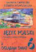 Chwastek Danuta, Nowosielska Elżbieta - Oglądam świat 6 Język polski Podręcznik do kształcenia literackiego. Szkoła podstawowa