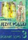 Gis Anita - Język polski Zrozumieć słowo 3 Podręcznik do kształcenia literackiego i kulturowego Gimnazjum