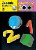 Praca zbiorowa - Matematyka 2001. Zadania dla klasy 5 szkoły podstawowej