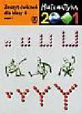 Praca zbiorowa - Matematyka 2001. Zeszyt ćwiczeń dla klasy 6, część 1