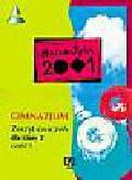 Matematyka 2001 2 Zeszyt ćwiczeń Część 1. Gimnazjum