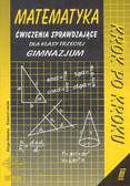 Praca zbiorowa - Matematyka kl.3 Gimn.Ćwiczenia sprawdzające