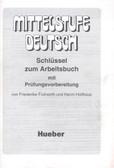 Mittelstufe Deutsch klucz