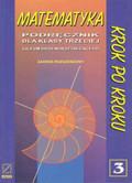 Praca zbiorowa - Podręcznik dla klasy III liceum ogólnokształcącego , liceum profilowanego, technikum