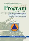 Słoma Jarosław - Przysposobienie obronne program nauczania dla lic. Ogól, prof., tech i ZSZ  zakres podstawowy