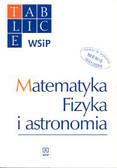 Aleksandra Gębura, Krzysztof Gębura - Tablice WSiP. Matematyka. Fizyka i astronomia