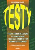 Praca zbiorowa - TESTY (humanistyczne)