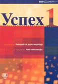 Anna Pado - Uspiech 1. Kurs kontynuacyjny języka rosyjskiego. Podręcznik dla liceum ogólnokształcącego, liceum profilowanego i technikum