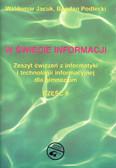 Jacuk Waldemar, Podlecki Bogdan - W świecie informacji gim ćw cz2