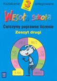 Jadwiga Hanisz - Wesoła szkoła. Kształcenie zintegrowane w klasie 3. Ćwiczymy poprawne liczenie. Zeszyt 2 (wydanie 2 zmienione)