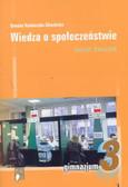 Konieczka-Śliwińska Danuta - Wiedza o społeczeństwie 3 Zeszyt ćwiczeń