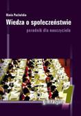 Pacholska Maria - Wiedza o społeczeństwie Poradnik dla nauczyciela Gumnazjum kl.I