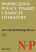 Praca zbiorowa - Współcz.polscy pisarze i bad.literat.t.6
