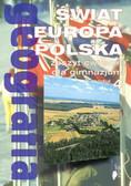 Moździerz Urszula, Koperska-Puskarz Danuta - Geografia Moduł 4 Zeszyt ćwiczeń Świat Europa Polska