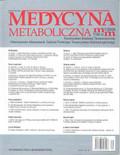 Praca zbiorowa - Medycyna metaboliczna 1/2005 901050100