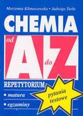 Klimaszewska Marzenna - Chemia Pytania testowe