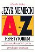 Siekaj Monika - Język niemiecki A-Z Repetytorium