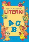 Praca zbiorowa - Literki-Zeszyt przedszkolaka