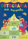 Praca zbiorowa - Ortografia na wes. kl.1-2