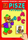 Michalec Bogusław - Piszę i rysuję 5-6 lat