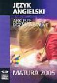 Język angielski Arkusze egzaminacyjne Matura 2005+CD/384101/