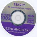 Język angielski Matura 2005 +KS/380179/