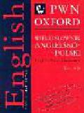 Wielki słownik angielsko-polski PWN Oxford t.1/2
