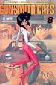 Sonoda Kenichi - Manga Gun Smith Cats część 8