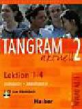Dallapiazza Rosa-Maria, Eduard Jan, Schonherr Til - Tangram Aktuell 2 Kursbuch + Arbeitsbuch Lektion 1 - 4
