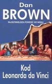 Brown Dan - Kod Leonarda da Vinci /niebieska/