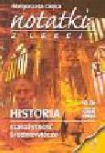 Ciejka Małgorzata - Notatki z historii Starożytność Średniowiecze