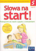 Praca zbiorowa - Słowa na start kl 5 cz 2 podręcznik