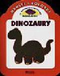 Dinozaury Kolorowanki edukacyjne z naklejkami