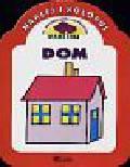 Dom Kolorowanki edukacyjne z naklejkami
