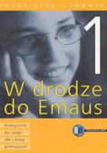 Praca zbiorowa - Katechizm  kl.1 W drodze do Emanus   Pod.gimn.