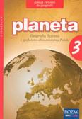 Planeta 3 gim zeszyt ćwiczeń