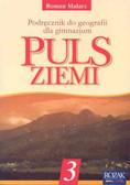 Puls Ziemi podręcznik + Atlas do geo.gimn.Cz3