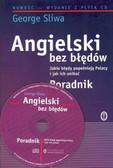 Śliwa George - Angielski bez błędów z CD /WL/