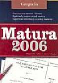 Geografia Matura 2006
