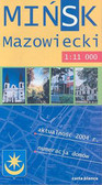 Praca zbiorowa - Mińsk Mazowiecki Plan miasta
