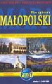 Region Małopolski mapa